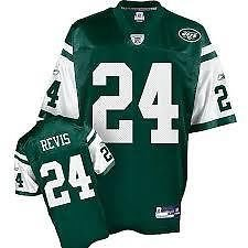 New-York-Jets-NFL-American-Football-Jersey-Darrelle-Revis-24-Herren-Kleine-NEU-ohne-Tags-0