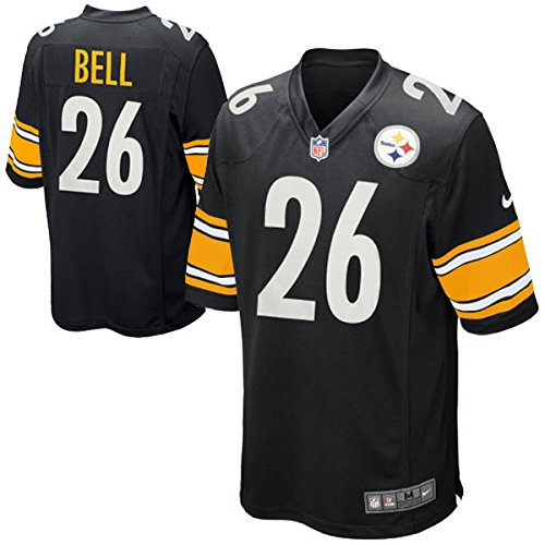 pittsburgh steelers nike youth game trikot schwarz. Black Bedroom Furniture Sets. Home Design Ideas
