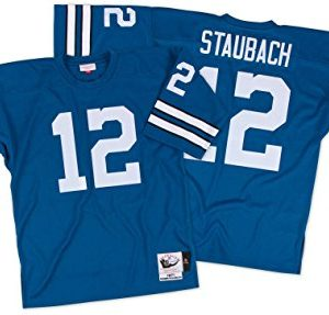 Roger-Staubach-Dallas-Cowboys-Mitchell-Ness-Authentic-1971-Blue-NFL-Jersey-Trikot-0