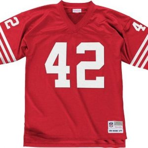 Ronnie-Lott-San-Francisco-49ers-Mitchell-Ness-Throwback-Premier-Jersey-Trikot-Red-0
