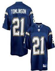 San-Diego-Chargers-NFL-American-Football-Premier-genht-Jersey-Tomlinson-21-Herren-Extra-Extra-gro-XXL-1422-cm-Brust-0