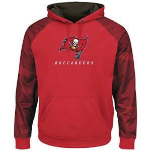 Tampa-Bay-Buccaneers-Majestic-NFL-Armor-2-Mens-Pullover-Hooded-Sweatshirt-0