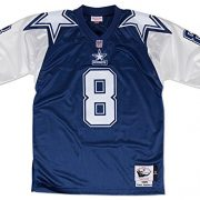 Troy-Aikman-Dallas-Cowboys-Mitchell-Ness-Authentic-1995-Blue-NFL-Jersey-Trikot-0-0