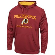 Washington-Redskins-Majestic-NFL-Gridiron-VI-Hooded-Sweatshirt-Maroon-0